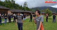 Gathering Bank DKI Cabang Juanda di Emte Highland Resort Ciwidey